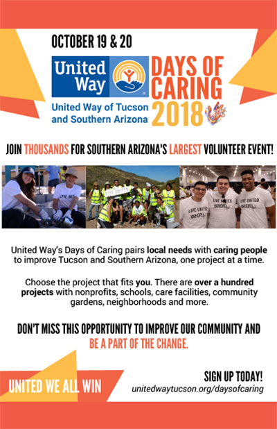 Days of Caring 2018